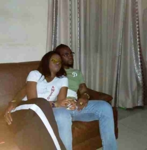 BBNaija: Teddy-A And Bambam All Loved Up In New Photos For A Media Tour In Abuja